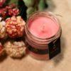 Divine Lotus Jar Candle (Soy Wax)   Premium