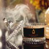 Crystal Jar Lavender Aroma Dream Candle (Soy Wax)