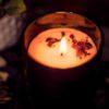 Elite Rime Divine Lotus Candle (Soy Wax)   Premium