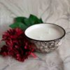 Encrust Soy Wax Candle In A Stylish Bowl (Double Wick)