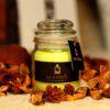 Lemon Honey Cookie Jar Candle (Soy Wax)