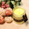Lemon Honey Jar Candle (Soy Wax) | Premium