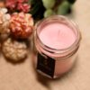 Orchid Aroma Jar Candle (Soy Wax) | Premium