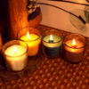 Mini Votive Soy Candle (Set of 4)