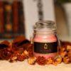 Tea Rose Cookie Jar Candle (Soy Wax)