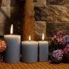 Trinity Candles In Soy Wax (Set of 3)